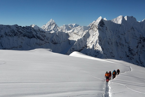 Isaland peak and EBC adventure