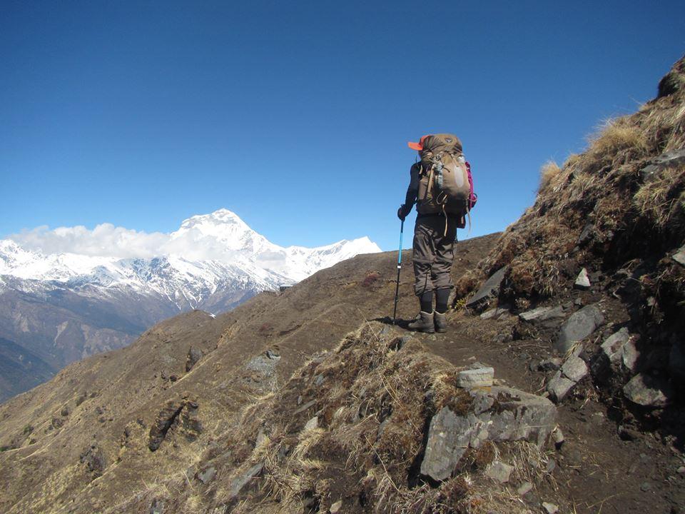 unbeaten Khopra trek