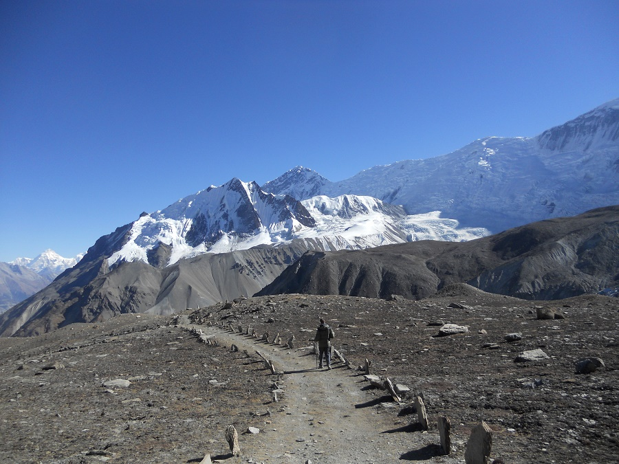 Trek to Tilicho Lake, the lake situated in the highest altitude