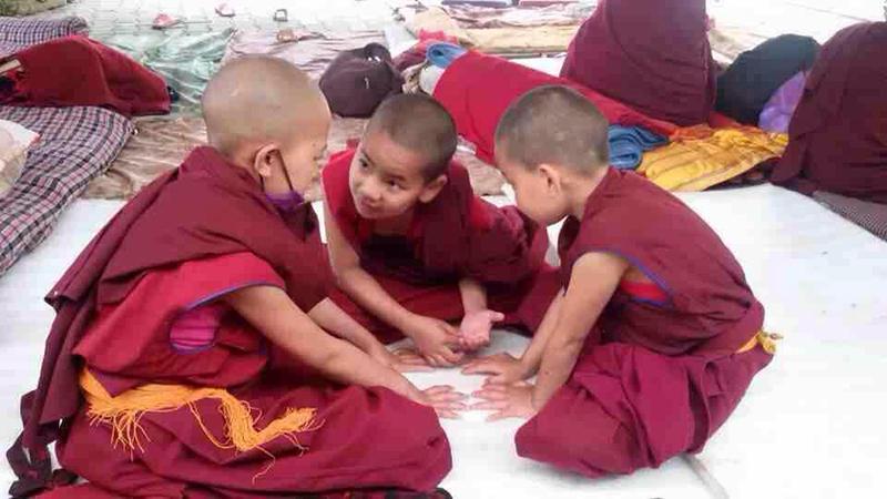 Kathmandu Serene Monastery tour