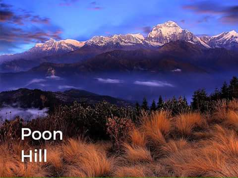 a spectacular venture into Annapurna