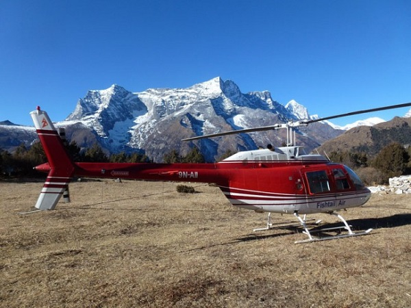 adventure in Heli Tour