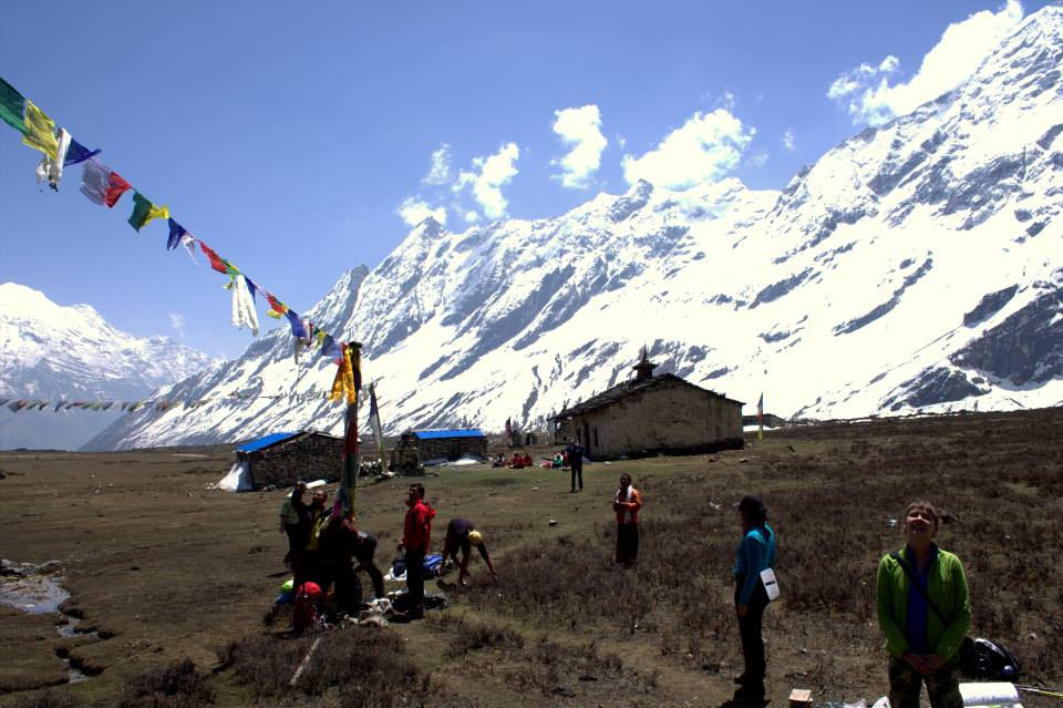 14 day trek encompassing Manang and Thorung La Pass