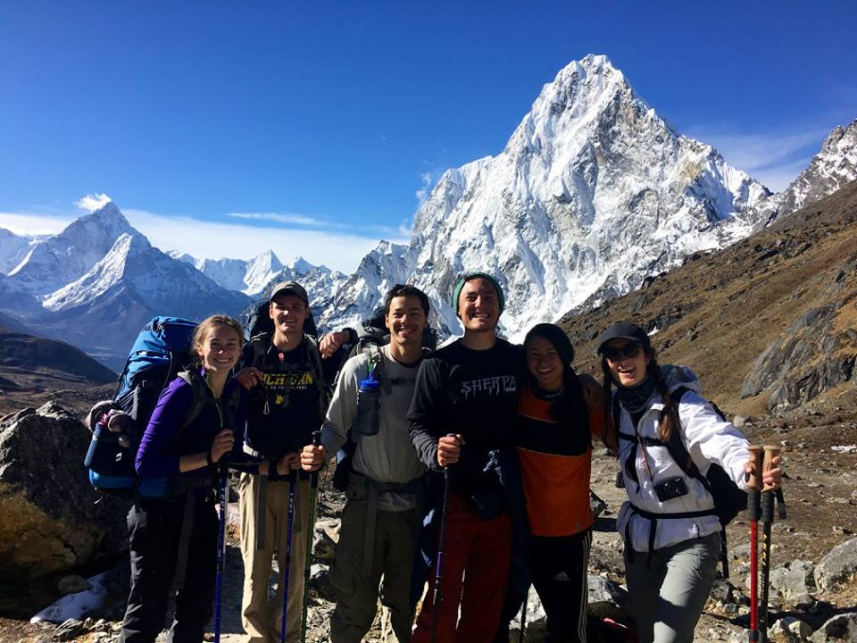 Join trekking Group