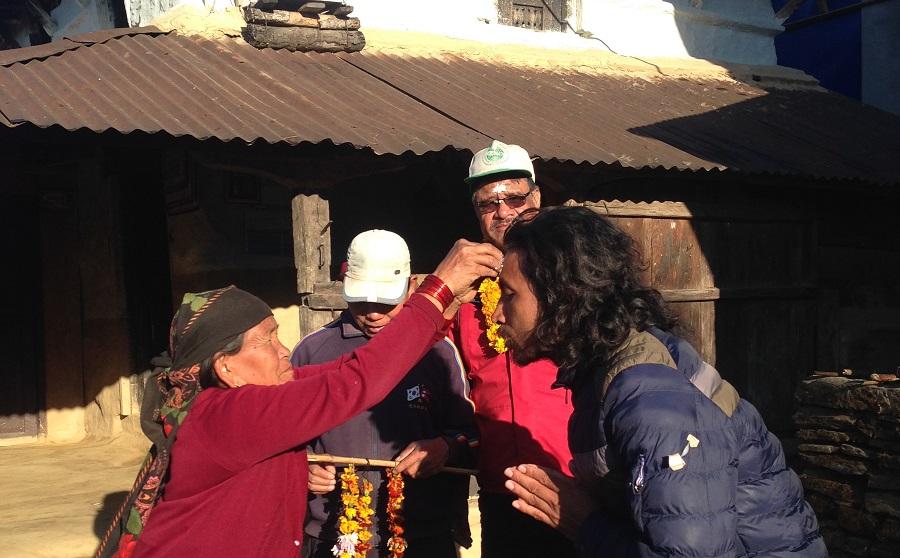 6 Days short Nepal Trek