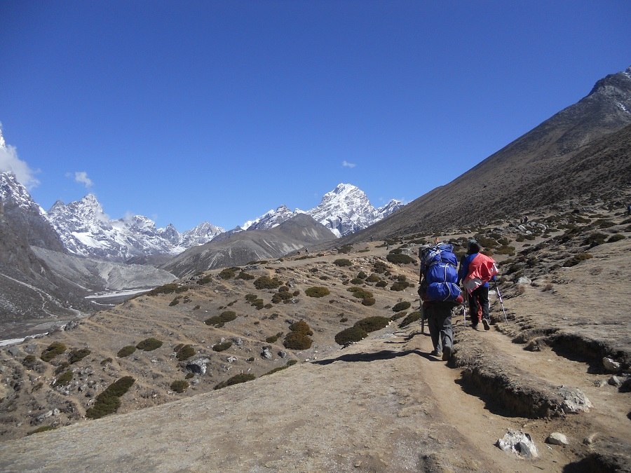 Trek to View Mt. Everest