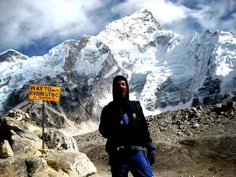 Mt. Everest trekking via Arun valley