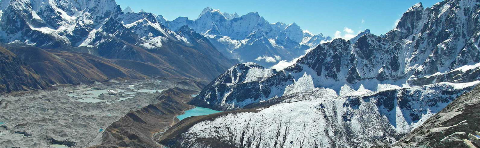 Everest Trekking to explore Gokyo Ri