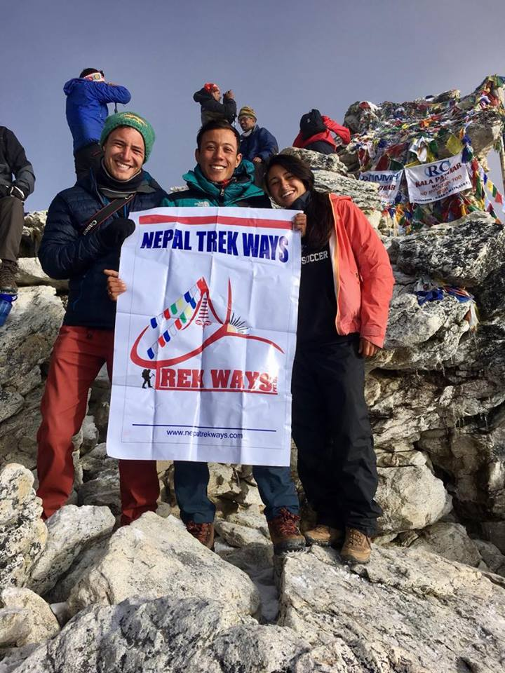 Mount Everest High passes trekking