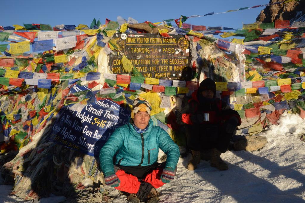 Thorang La Pass trekking