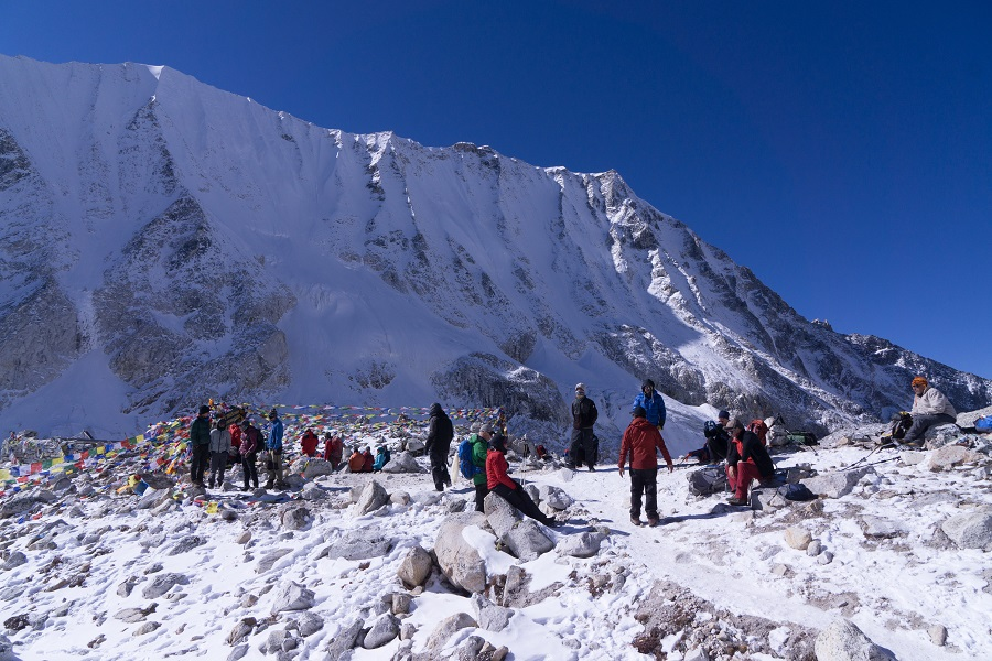 Round the Manaslu Trek