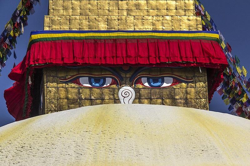 The Land of Buddha