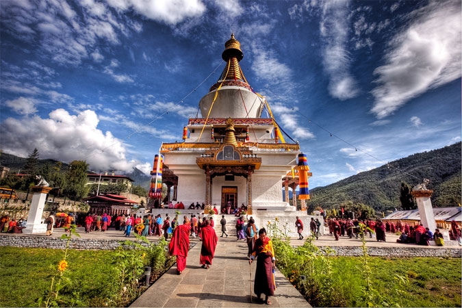 The most popular 6 days Bhutan Trek
